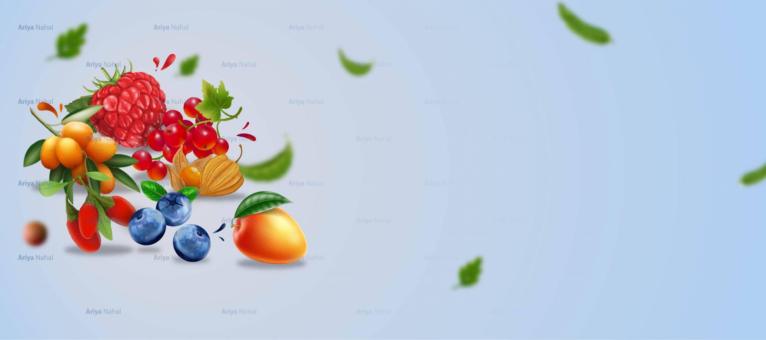 فروش نهال میوه لاکچری